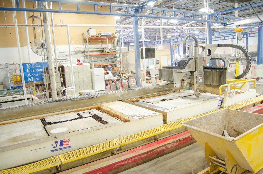 For Sale 2014 Northwood Cnc Sawjet Dual Table